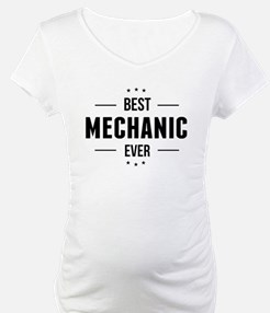 Best Mechanic Ever Shirt