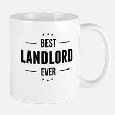 Best Landlord Ever Mugs
