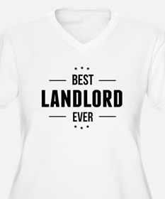Best Landlord Ever Plus Size T-Shirt