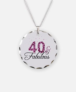 40 and Fabulous Necklace