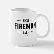 Best Fireman Ever Mugs