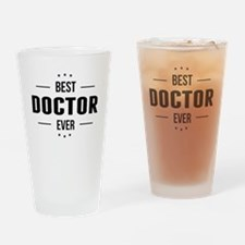 Best Doctor Ever Drinking Glass
