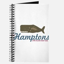 The Hamptons - Whale Design. Journal
