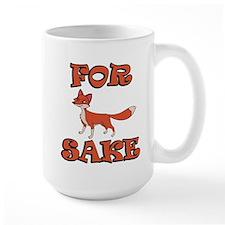 For Fox Sake Mugs