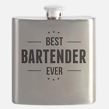 Best Bartender Ever Flask
