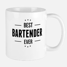 Best Bartender Ever Mugs