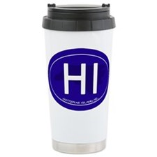Hatteras Island NC Travel Mug