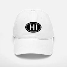 Hatteras Island NC Baseball Baseball Cap