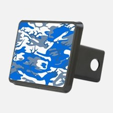 Ice Water Blue Hitch Cover