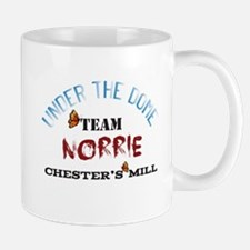Under the Dome Team Norrie Mugs