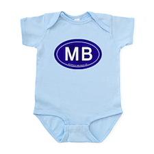 Myrtle Beach SC Infant Bodysuit