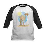 Camel Kids Baseball Jersey