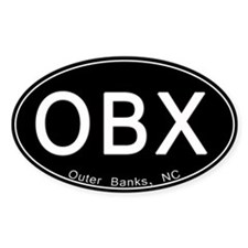 Outer Banks NC Decal