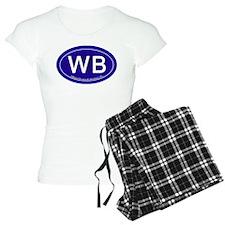 Wrightsville Beach NC Pajamas