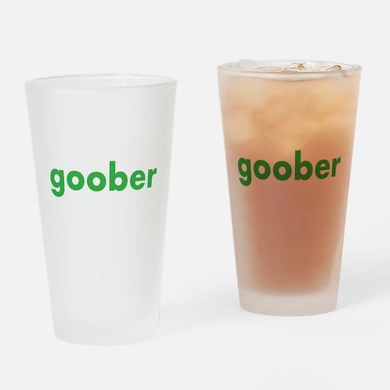 GOOBER Drinking Glass