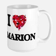I Love Jamarion Mugs