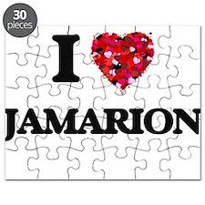 I Love Jamarion Puzzle