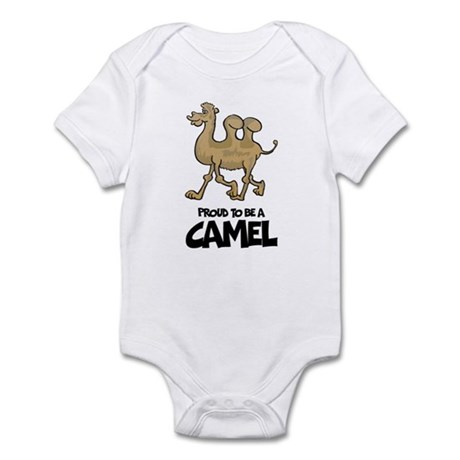 Proud To Be A Camel Infant Bodysuit