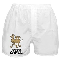 Proud To Be A Camel Boxer Shorts