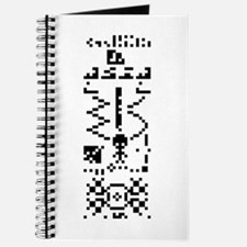 Arecibo Binary Message Answer Reply Journal