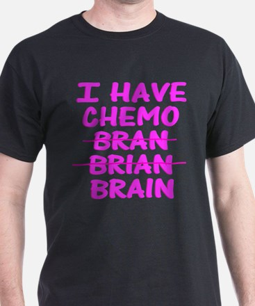 Funny cancer bran brain T-Shirt