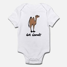 Got Camel? Infant Bodysuit