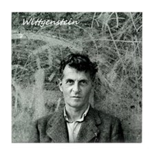 Wittgenstein Tile Coaster