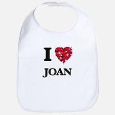 I Love Joan Bib
