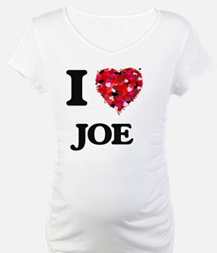 I Love Joe Shirt