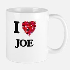I Love Joe Mugs