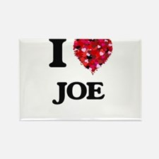 I Love Joe Magnets
