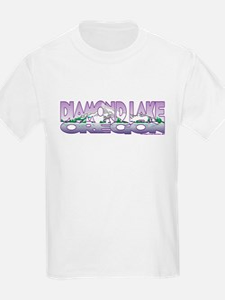 NEW! Diamond Lake T-Shirt