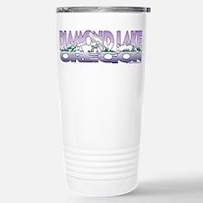 NEW! Diamond Lake Stainless Steel Travel Mug