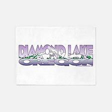 NEW! Diamond Lake 5'x7'Area Rug