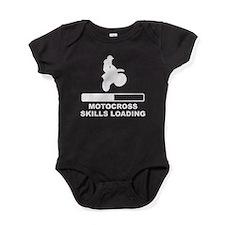 Motocross Skills Loading Baby Bodysuit