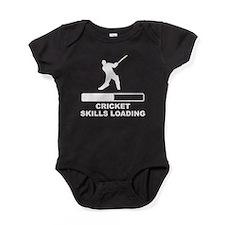 Cricket Skills Loading Baby Bodysuit
