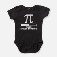 Math Skills Loading Baby Bodysuit