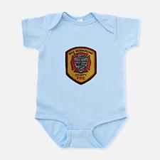 San Bernardino County Fire Body Suit