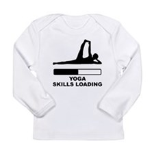 Yoga Skills Loading Long Sleeve T-Shirt