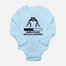 Wrestling Skills Loading Body Suit