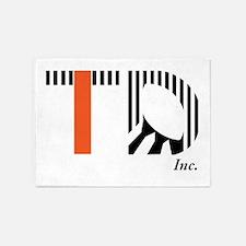 TD Inc. 5'x7'Area Rug