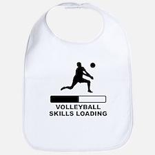 Volleyball Skills Loading Bib