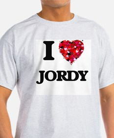 I Love Jordy T-Shirt