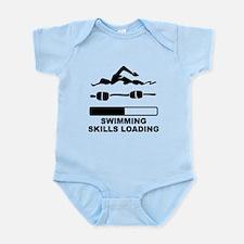 Swimming Skills Loading Body Suit