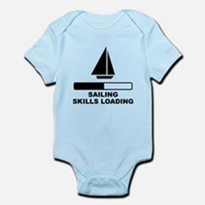 Sailing Skills Loading Body Suit