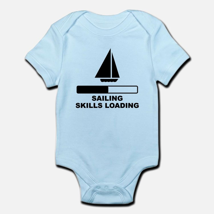 Sailing Skills Loading Body Suit