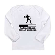 Racquetball Skills Loading Long Sleeve T-Shirt