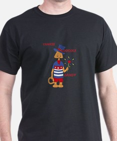 Yankee Doodle Kitty T-Shirt