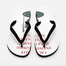 golf gifts Flip Flops