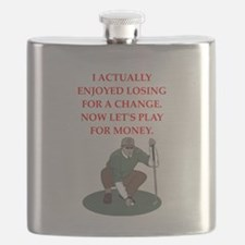 golf gifts Flask